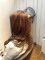 ヘア ルシェ(hair ruscha)【ヘアルシェ】おすすめ♪レイヤースタイル♪