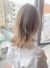 アンダーバーホワイト 栄店(_WHITE)【高光 恵太】夏に流行る!!とろみベージュ♪♪