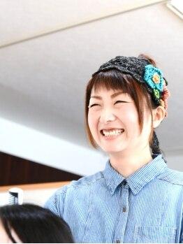 ヘアサロン ハルハル(hair salon hal hal)の写真/【堺市駅/北花田駅/駐車場有】完全プライベートサロンなので周りを気にせず気軽に何でも話せます♪