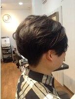 ヘア ルシェ(hair ruscha)【ヘアルシェ】おすすめ♪ツーブロックショートスタイル♪