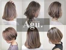 アグ ヘアー アリス 十三店(Agu hair aris)