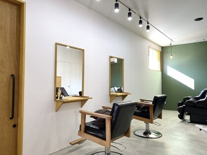 ウルヘアイーズ(ulu.hair ease)の写真