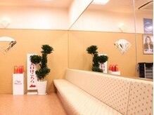 美容プラージュ ゆめマート城山店の雰囲気(安心して任せられるベテランスタイリストが在籍☆)