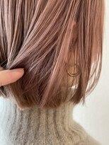 【白川style】20代30代大人かわいいモテ髪ショートダブルカラー