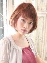 髪質改善と縮毛矯正の専門店 サンティエ(scintiller)収まりの良いカットではねないボブスタイル