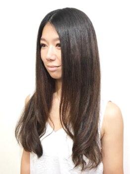 ヘアークウェイント(hair quaint)の写真/【理想の髪色に】明るい白髪染めもOK♪満足できなかった過去の髪色に!透明感を出すなら《THROW》で決まり★
