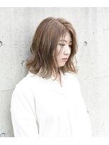 リル ヘアーアンドスマイル(LiL HAIR&SMILE)2020 SS LiL hair  by村上49