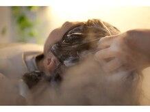 ヘアーアンドネイルフォレスト(Hair&Nail FOREST.)の雰囲気(極上のヘッドスパをご堪能あれ♪思わず眠っちゃうくらいgood★)