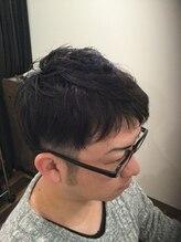 ヘアーデザインスペース リプル(hair design space Ripple)2WAYツーブロックスタイル