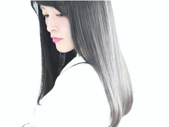 ニコリヘアワークス(nicori hair works)の写真/【髪質改善】トリートメント、縮毛矯正でもない『サイエンスアクア』繰り返す度に綺麗になります♪