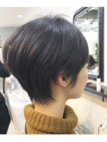 エトネ ヘアーサロン 仙台駅前(eTONe hair salon)30代の大人女性にオススメ☆ミニマムショート