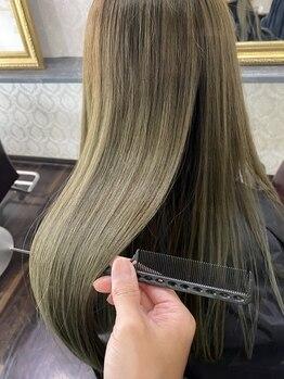 クレア ヘアー アーバン 本店(CREA hair urban)の写真/話題のエヌドット・ケラリファイン酸熱トリートメント★¥6,990他では出せないリーズナブルな価格でご提供♪