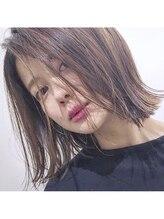 アソート トウキョウ (ASSORT TOKYO)【ASSORT】切りっぱなし風ボブ