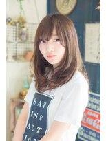 アリシアヘアー(ARISHIA hair)髪質改善 ベージュ系カラー 【アリシアヘアー 那珂】