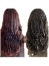 毎月リーズナブルな価格で通えるサロン。髪質改善&ヘアークレドガーデンでおしゃれヘアスタイルに☆