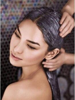 ヘアアトリエ ヴィフ(hair atelier Vif)の写真/≪Vif新登場!!≫ヘアケア×ヘッドスパの融合♪頭皮と髪の毛をWでケアする事でワンランク上の女性へ...