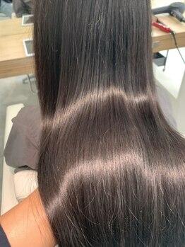 エン 大泉学園(en.)の写真/あなたに合った悩み対策★髪質・なりたいイメージを汲みとり理想の仕上がりに☆髪質改善menuも人気♪