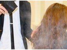 ヘアメイク ビュー(Hair Make View)の雰囲気(本格サプリミストを使い今まで届かなかった深部まで全てが浸透!)