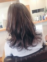 レガロヘア(REGALO -hair-)ミディアム×パーマスタイル