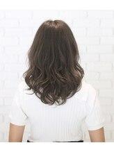 ルッカヘアー(Rucca HAIR)ミディアムパーマ