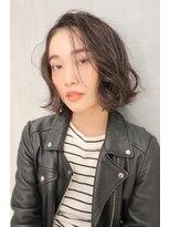 バッテリー ヘアアンドメイク 塚本店(Battery hair&make)エレガントボブ