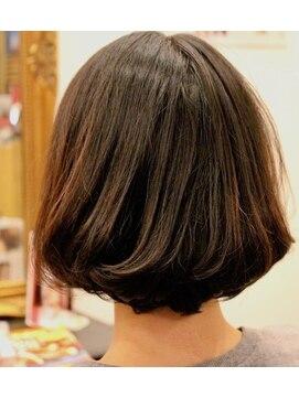 ヘアーメイク ダンス(hair make DANCE)秋冬オススメ☆ヘヴィーボヴ☆