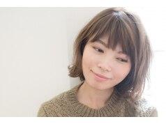 【カラーコース】カット+白髪染め ¥8430→¥5940 ※ロング料金あり