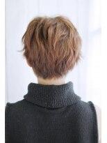 シュシュット(chouchoute)美髪デジタルパーマ/バレイヤージュノーブル/クラシカルロブ/024