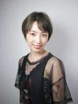 シアン ヘア デザイン(cyan hair design)【cyan】奥行きコンパクトショート