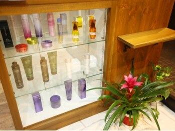 ヘアーアンドメイク コクア(hair&make kokua)の写真/自然素材を使った薬剤を使用しているので頭皮や、髪に優しい◎深い色味を表現出来ます★
