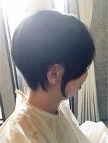 刈り上げ女子☆2