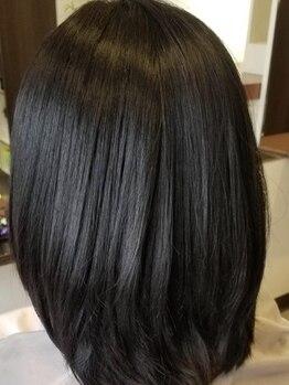 トップヘアー ネオ(TOP HAIR Neo)の写真/限られたサロンしか扱えないAujuaを導入★髪質にあわせたトリートメントで理想の美髪を手に入れて!