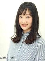 ピカイチ 上通店(pikA icHi)*pikAicHi*黒髪×ニュアンスカール