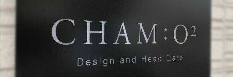 シャムオーツー(CHAM O2)のサロンヘッダー