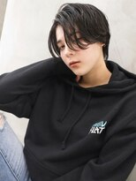 【SUN】黒髪ナチュラルショート