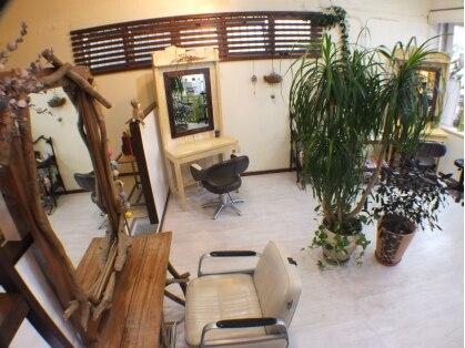 ヘアルームモク(Hair room MOKU)の写真