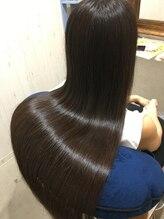 ミルク ヘアーガーデン(Milk Hair Garden)ツヤ髪スタイル