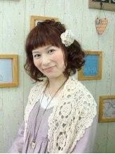 ココアミ(Cocoami)森ガール風♪くしゅくしゅコラーゲンパーマ