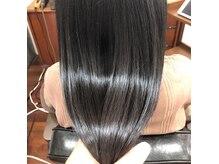 モードクラウド(MODE CLOUD hair design)の雰囲気(酸熱トリートメントでツヤツヤ)