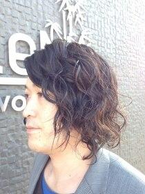 ガーデン ヘアー ワーク(garden hair work)ツヤ出しボブ♪ 2016