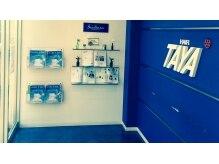 タヤブルーレーベル トレアージュ白旗藤沢本町店(TAYA blue label)の雰囲気(待合スペースもゆったり♪)