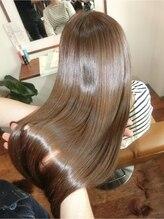 ブルームヘア 大宮(Bloom hair)M3Dピコカラートリートメント・アッシュ系