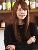 モニカ 横須賀中央店(Monica)ツヤサラのみんなから評判☆ストレートレイヤー♪【横須賀中央】