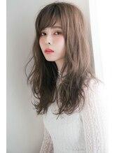 アフロディーテ ヘアーアンドトリートメント 京橋店(afrodite hair&treatment)【afrodite 京橋】ゆるふわロング