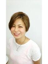 ヘアーアンドメイク ポッシュ 根岸店(HAIR&MAKE POSH)外国人風マットアッシュカラー