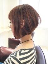 LiLy hair ◇ 大人前下がりショートボブ