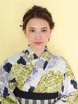 クーヘアー(coohair)【coohair】浴衣スタイル☆