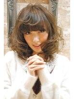 【miel hair blanc】ふわふわ☆カール♪