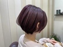 ロイヤルヘアー(ROYAL HAIR)の雰囲気(可愛いショートも得意です♪)