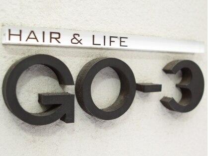 ヘアアンドライフ ゴースリー(HAIR&LIFE GO 3)の写真